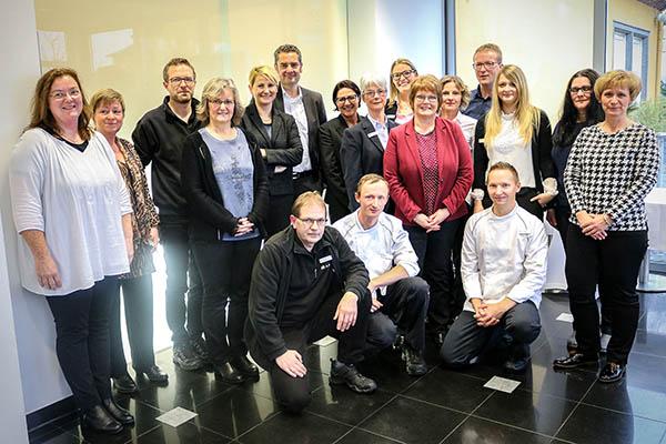ADG ehrt 21 Mitarbeiter für langjährige Treue