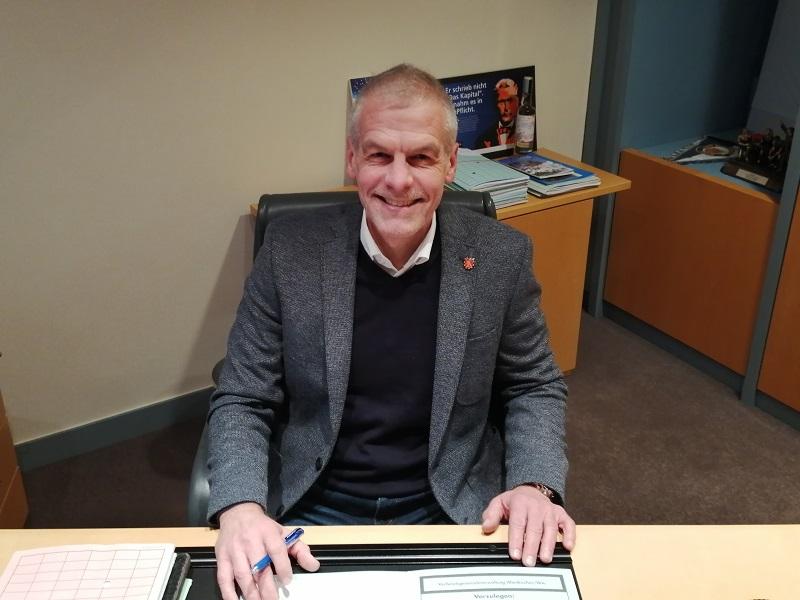 Fred Jüngerich zur neuen VG: Verwaltung muss bürgernah bleiben