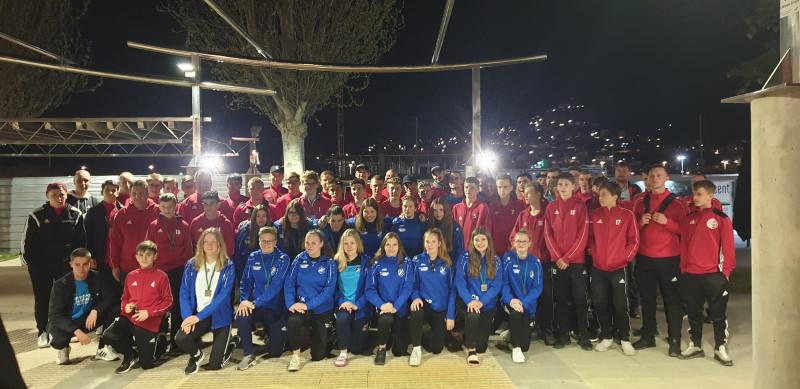 Erfolgreicher Spanien-Ausflug der Jugendmannschaften