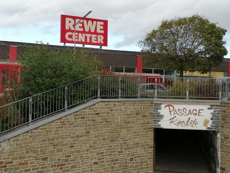 Rewe in Altenkirchen schließt: Mitarbeiter und Leitung schweigen