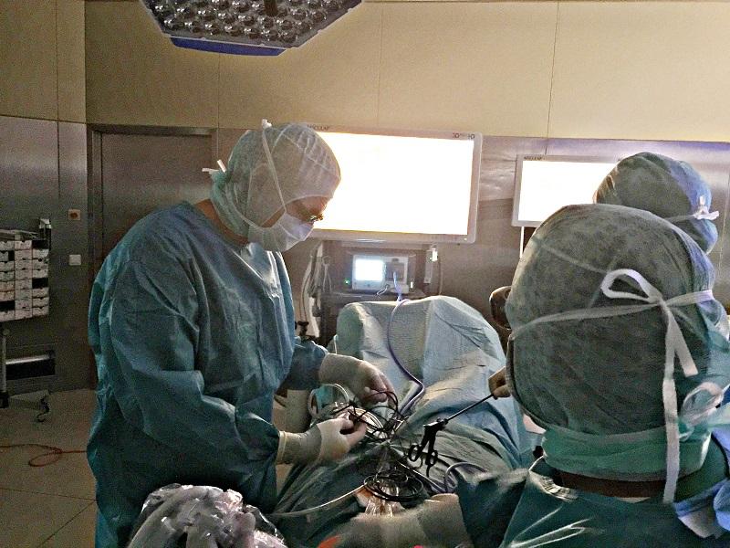 Hilfe bei Leistenbruch: Neues �Hernienzentrum� im Krankenhaus Kirchen
