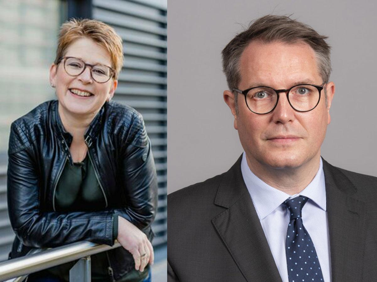 Tanja trifft ... Alexander Schweitzer im Bürgerhaus Wirges