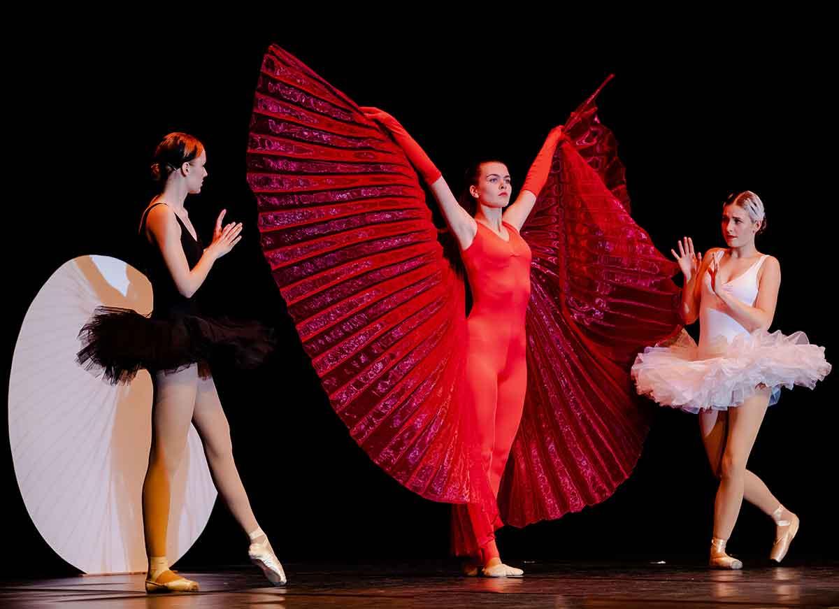 Gelungene Ballettaufführung in der Westerburger Stadthalle