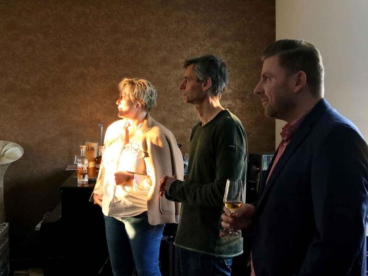 """HiFi meets Whisky"" in Gehlert: Whiskey-Tasting der besonderen Art"