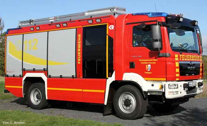 Förderverein der Freiwilligen Feuerwehr Freilingen: Jahreshauptversammlung 2020