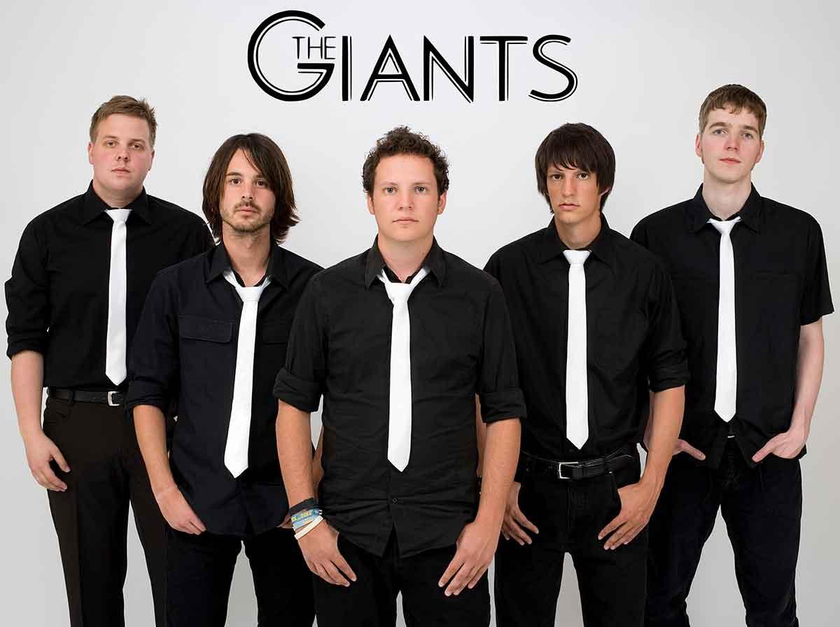 """Finale bei der Konzertreihe """"Treffpunkt Kannenofen"""": The Giants"""