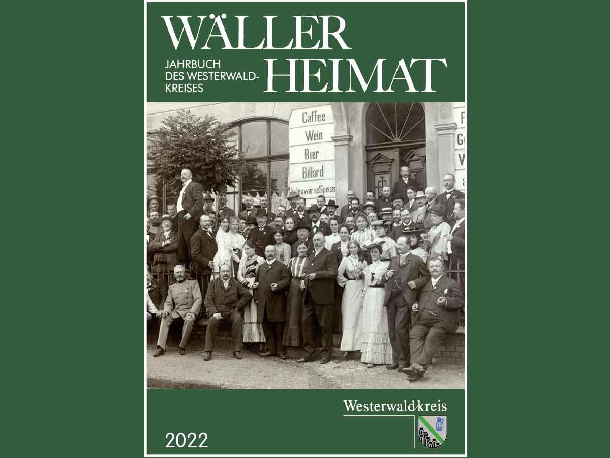 Wäller Gastlichkeit: 36. Ausgabe der Wäller Heimat erschienen