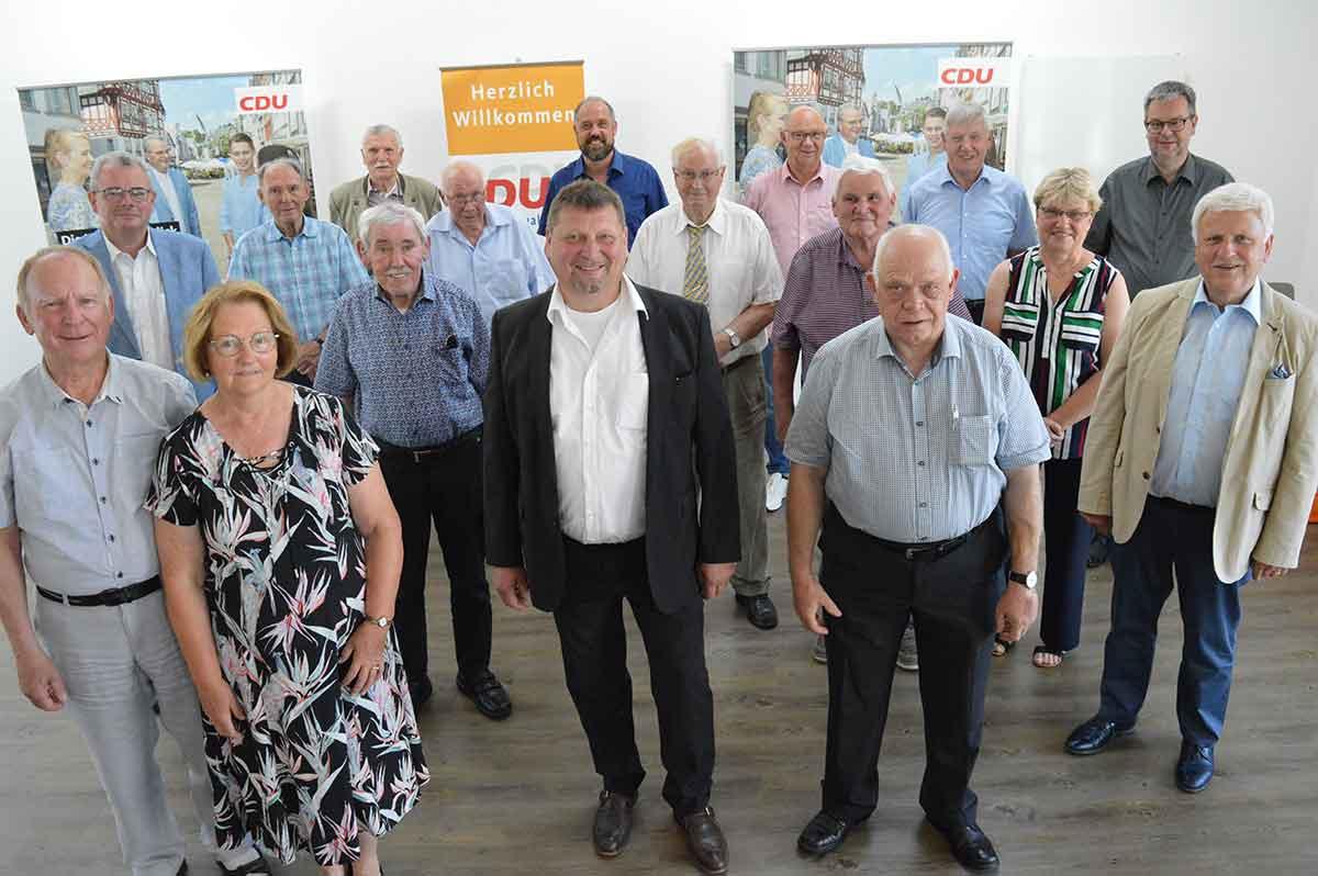 Andreas Nick bei Mitgliederehrung in Girkenroth: Den ländlichen Raum stärken