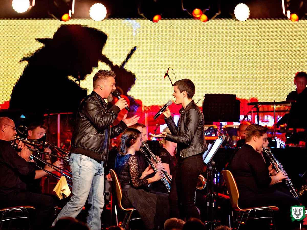 """Der Musikverein Holler präsentierte erfolgreich """"Musical & More"""""""