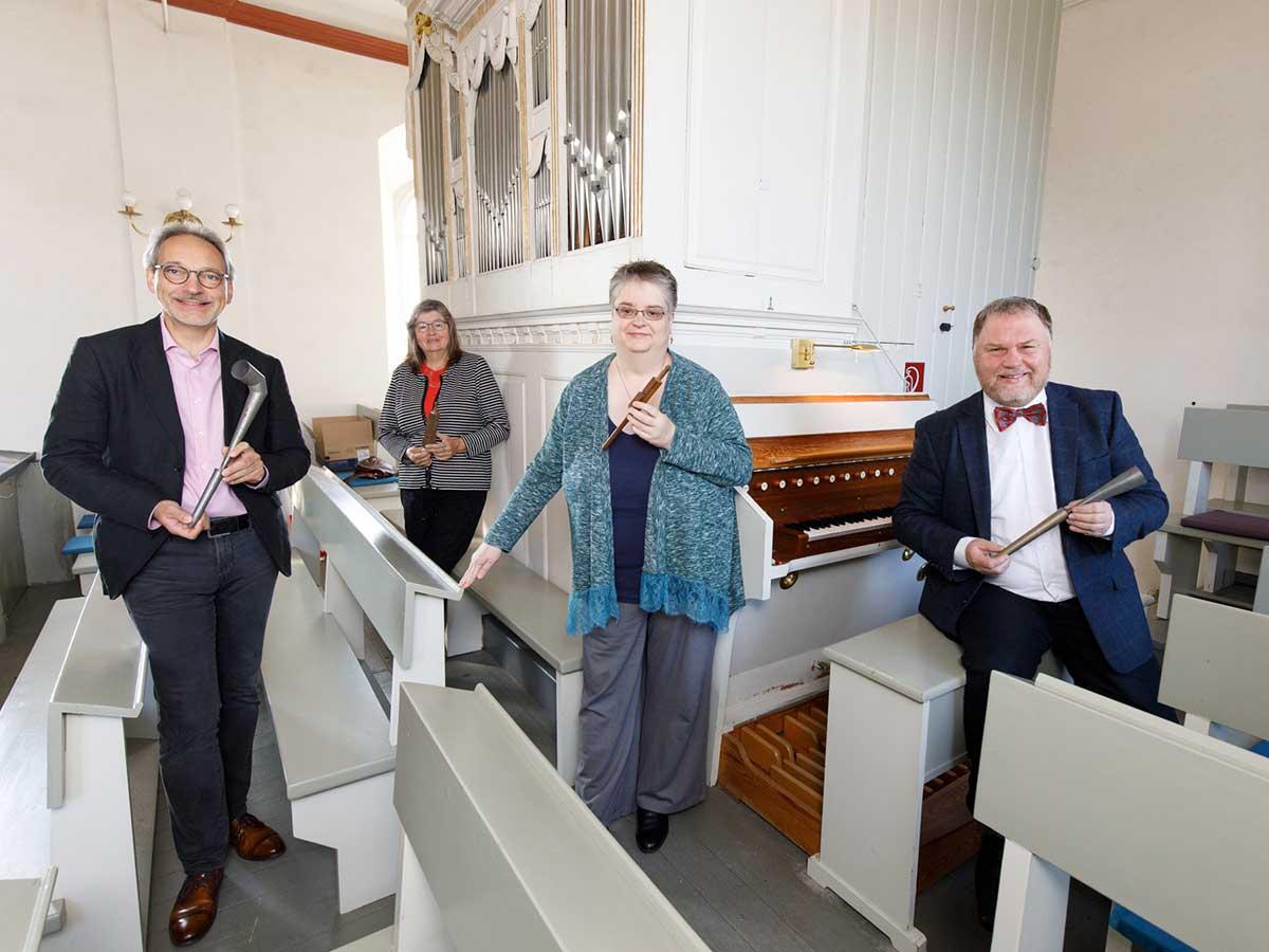 Tour zu den Kirchenorgeln des Westerwalds