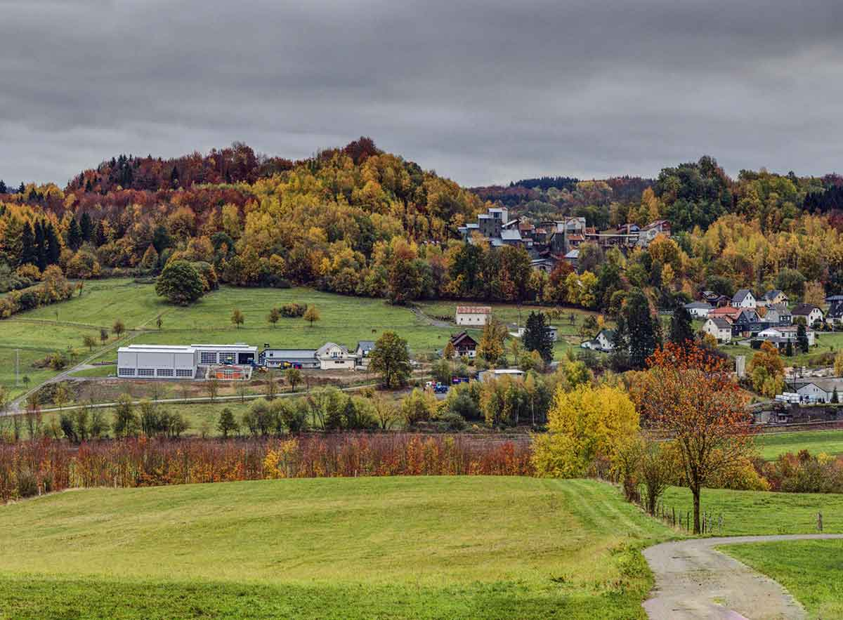 Der bunte September im Stöffel-Park