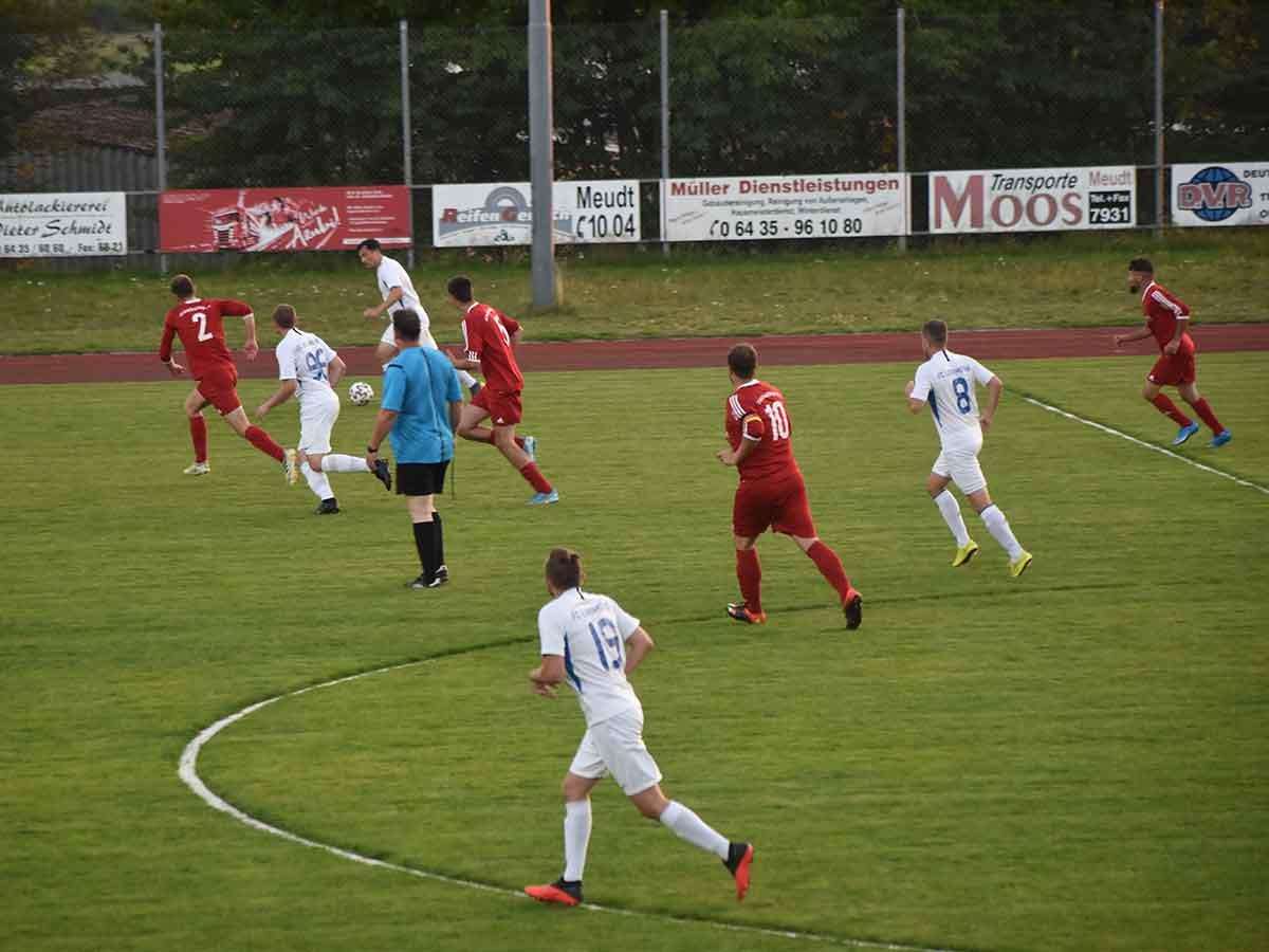 FC Lokomotive Montabaur ist im Kreispokal ausgeschieden
