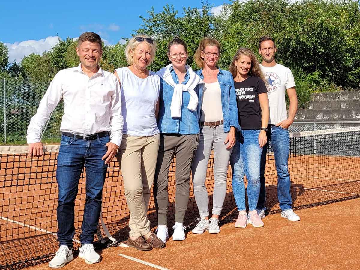 Tennisabteilung TUS Hachenburg wählt neuen Vorstand