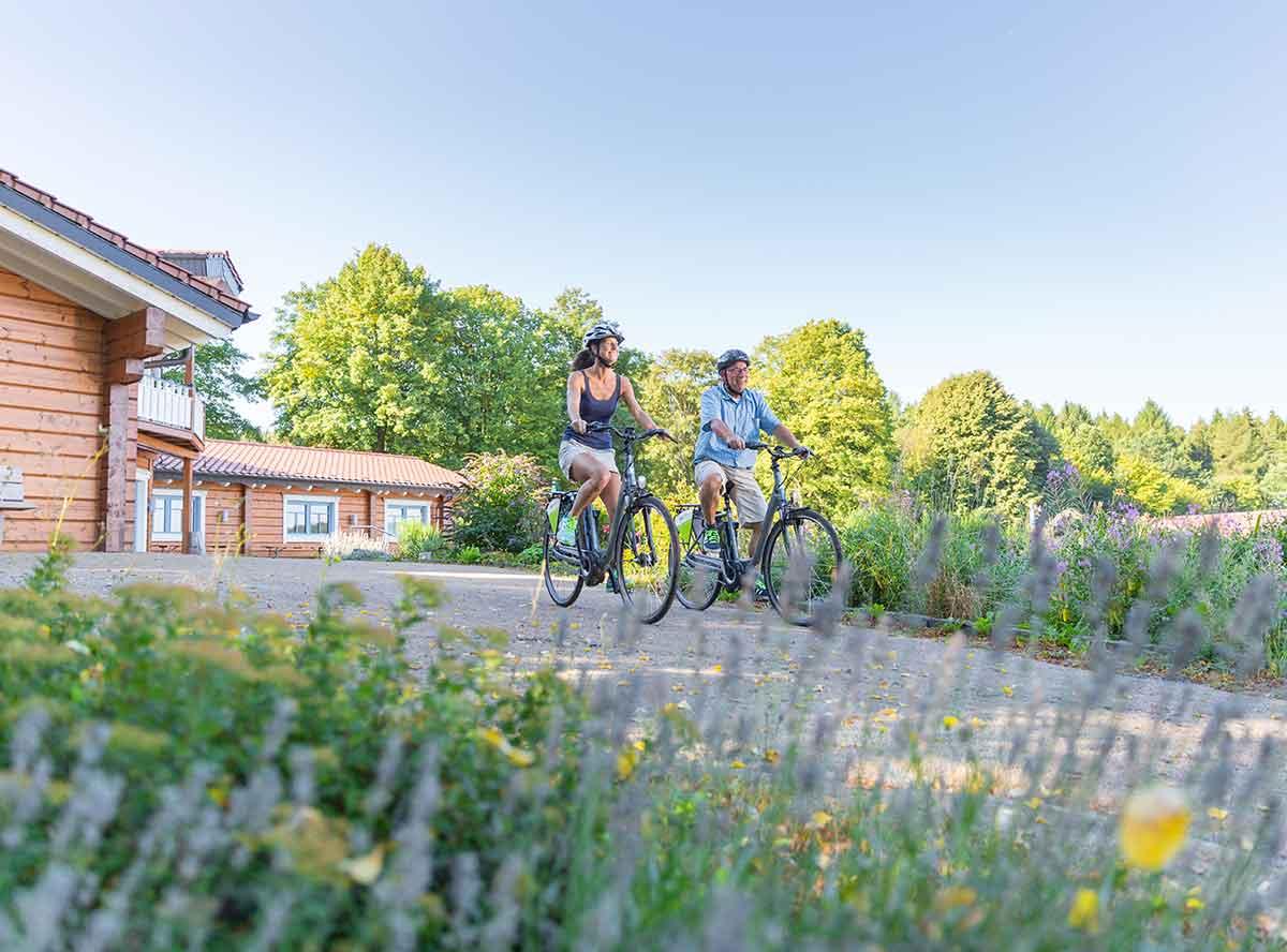 """Geführte E-Bike-Radtour auf der """"Nassau-WällerLand Radroute"""""""