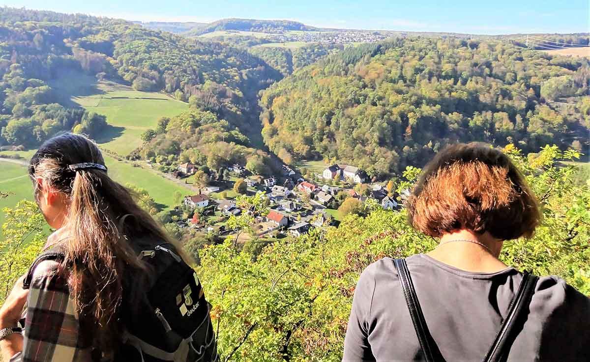 Westerwald-Verein Buchfinkenland lädt zur Wanderung an die Lahn ein