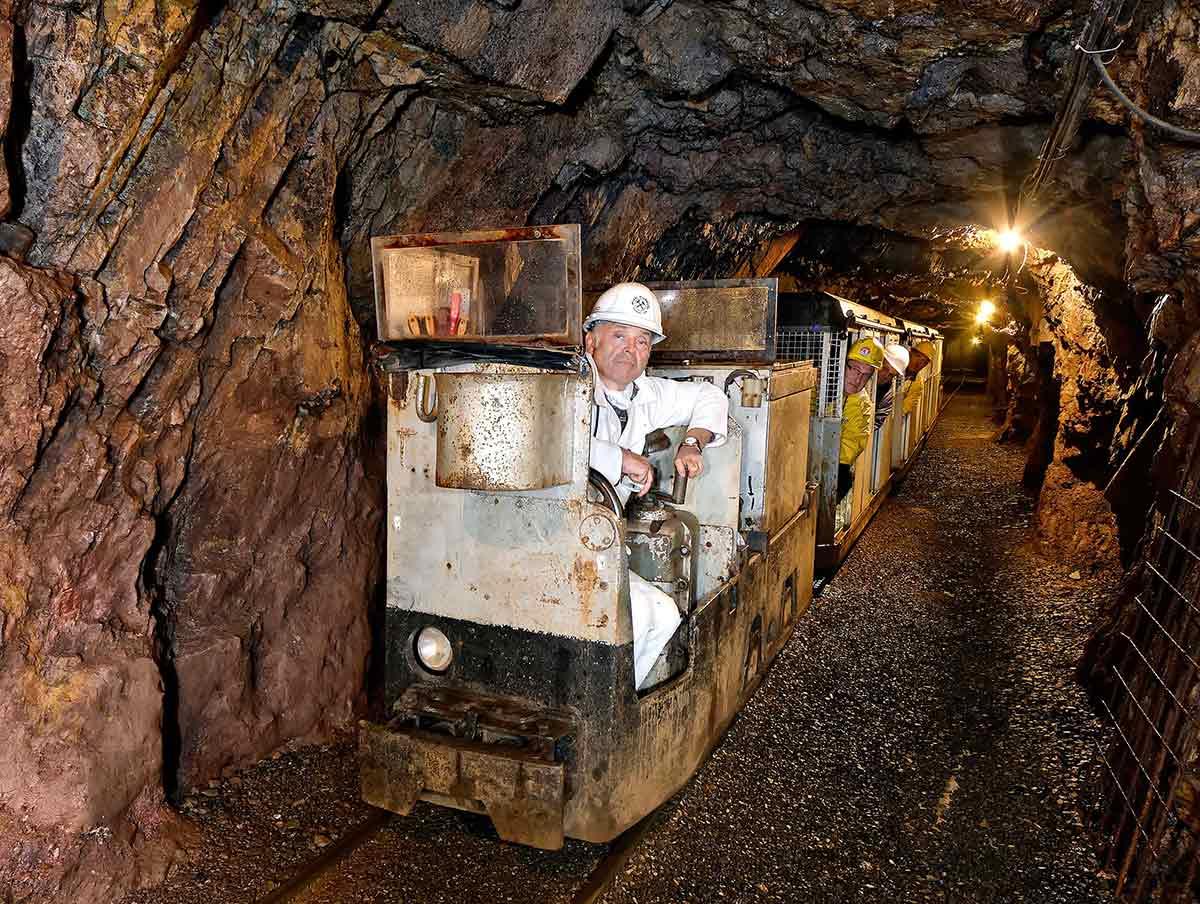 Grube Bindweide: Besucherbergwerk und einziger Heilstollen im Westerwald