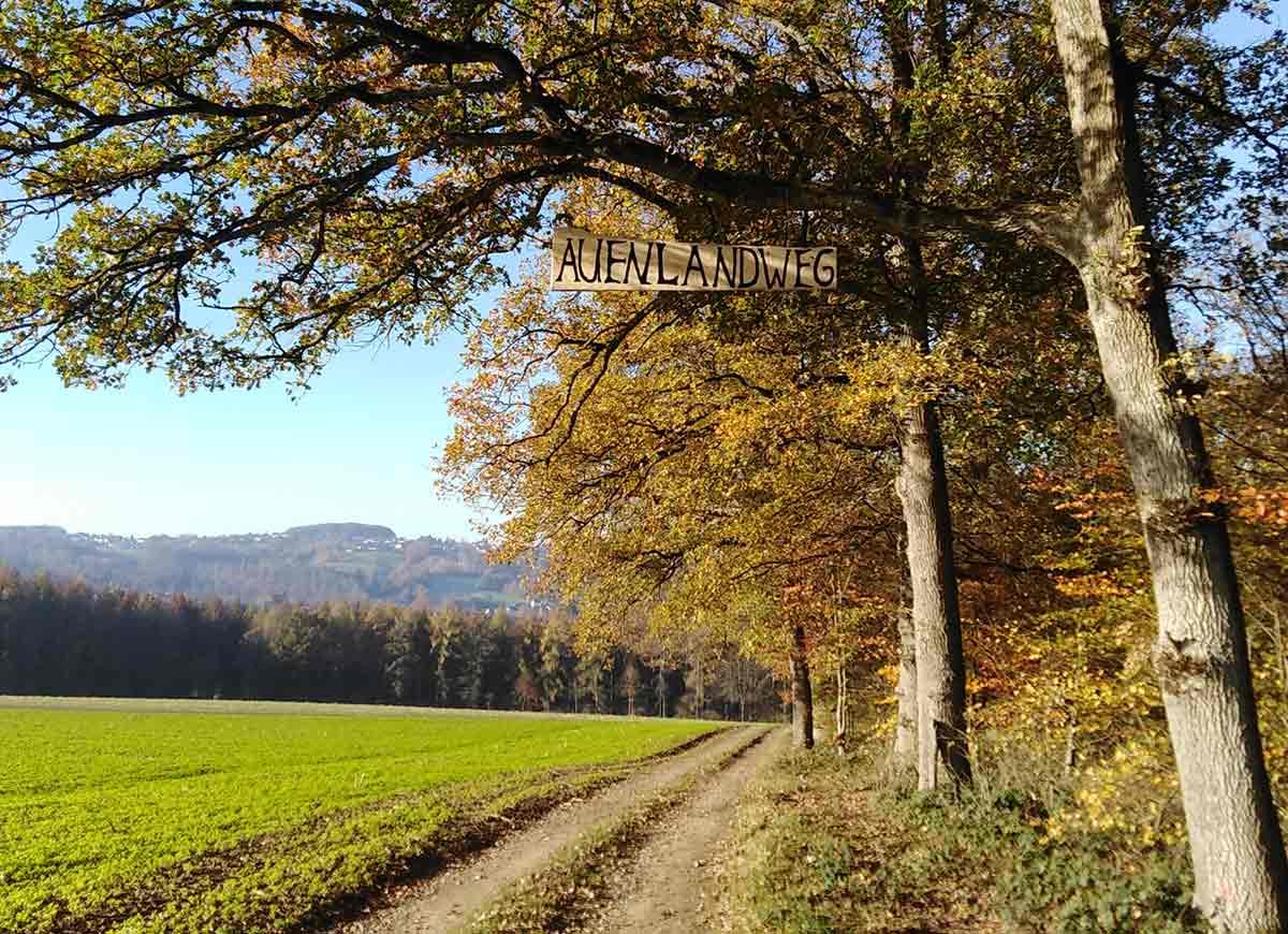 Der Auenlandweg in Blickhausen: Ein Erlebnisweg für die ganze Familie