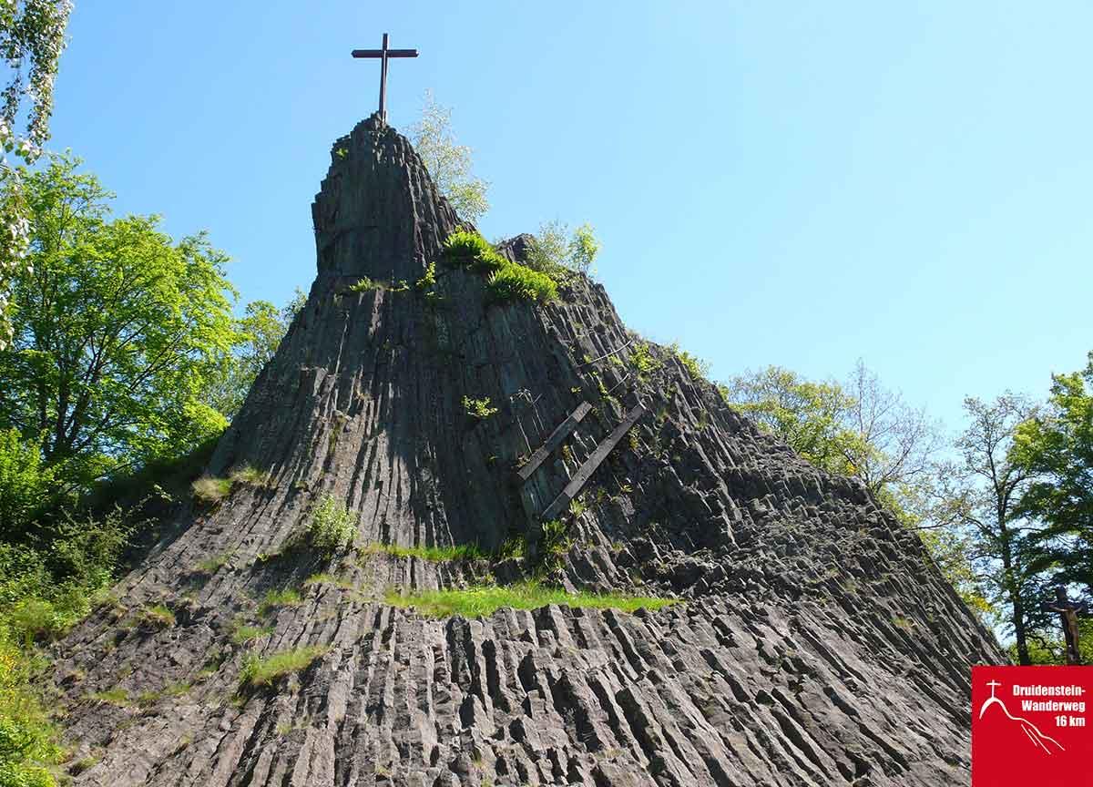 Westerwald-Wander-Tipp: Auf Druidenpfaden beim Druidenstein Rundwanderweg