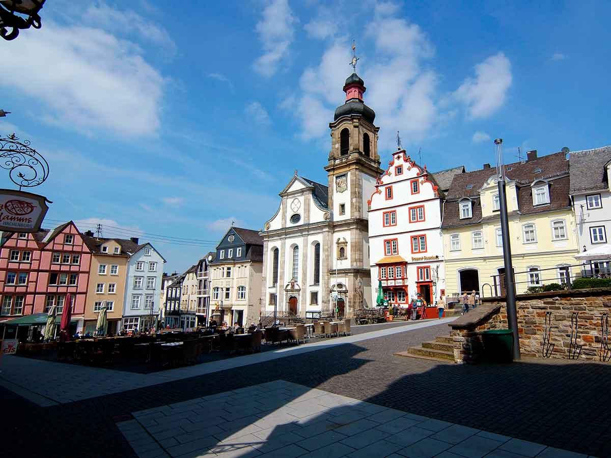 Limbacher Runde 34: Wanderung in die Barockstadt Hachenburg