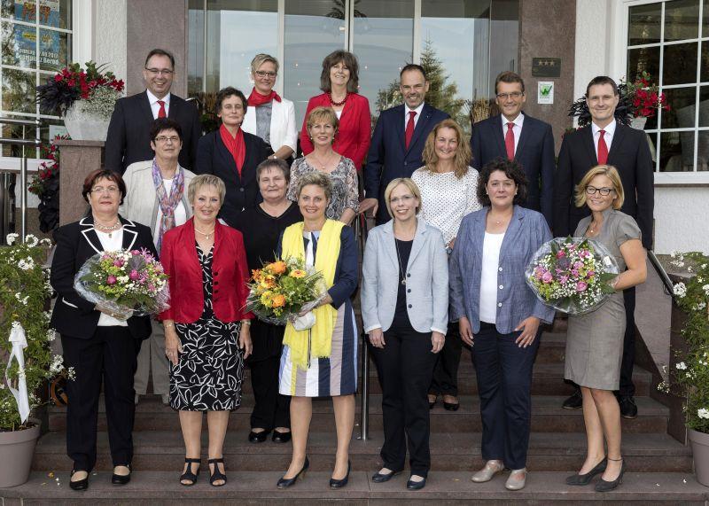 Vorstand dankt für langjährige Verbundenheit