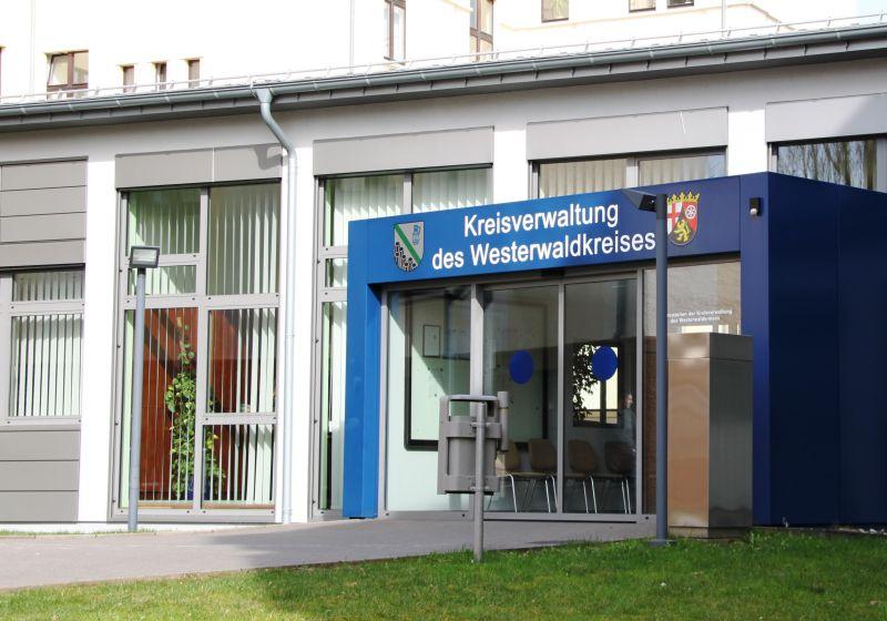 Kreisverwaltung Montabaur. Symbolfoto