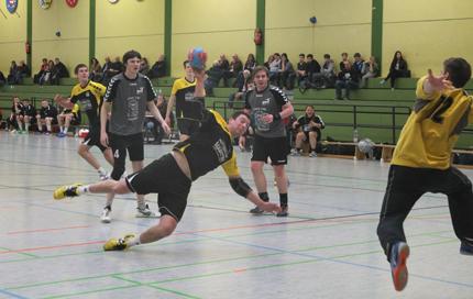 Handballer kassierten Heimniederlage gegen den Tabellenf�hrer