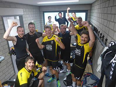 Handballsaison für die Herren des SSV95 Wissen startet