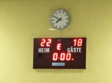 SSV95 Handball-Damen feiern Heimsieg in Wissen