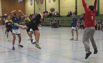 Wissener Handballer holen die ersten Punkte
