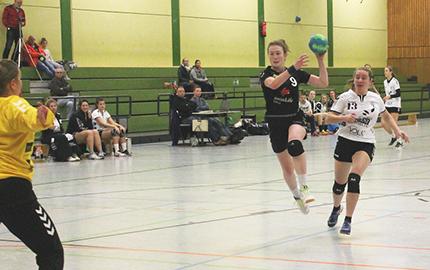 SSV95 Wissen Handballdamen verlieren Spiel gegen Arzheim/Moselwei�