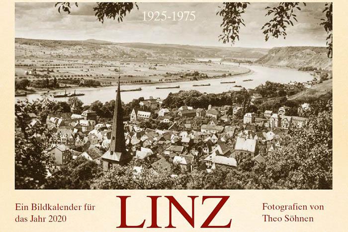Linz: Historischer Bildkalender für 2020 erschienen