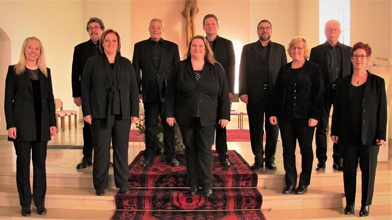 Kammerchor Betzdorf: Musikalischer Hörgenuss in der Klosterkirche - AK-Kurier - Internetzeitung für den Kreis Altenkirchen