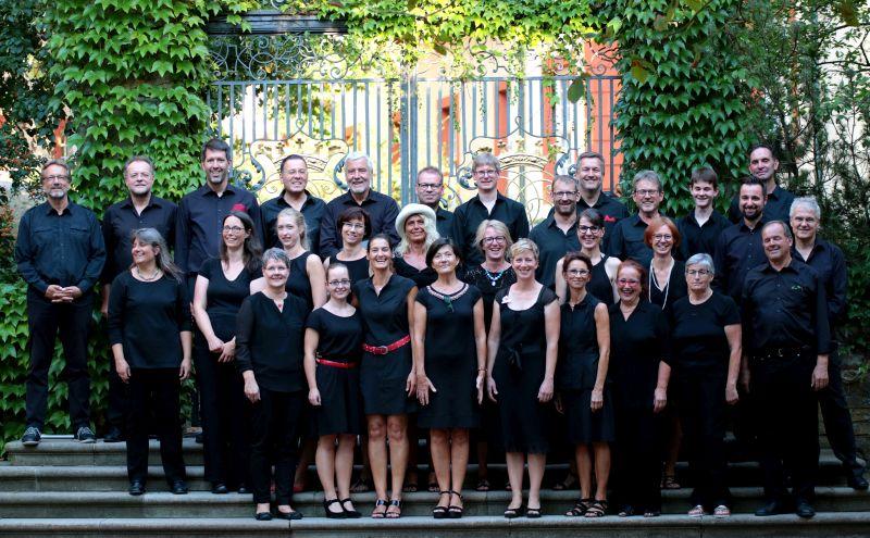 Kammerchor Marienstatt. Foto: privat