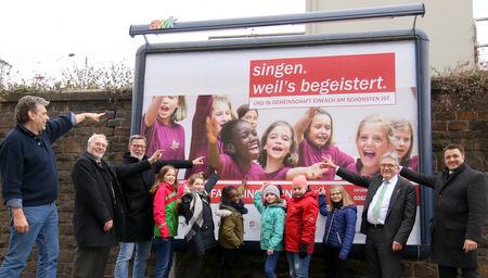 Birnbacher Karl Wolff bleibt an der Spitze des Chorverbandes