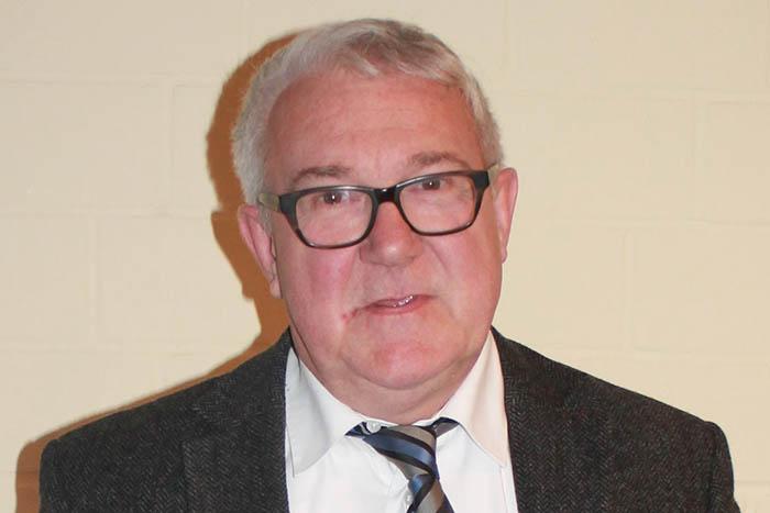 Thomas Eckart: Kandidat für das Bürgermeisteramt in Raubach