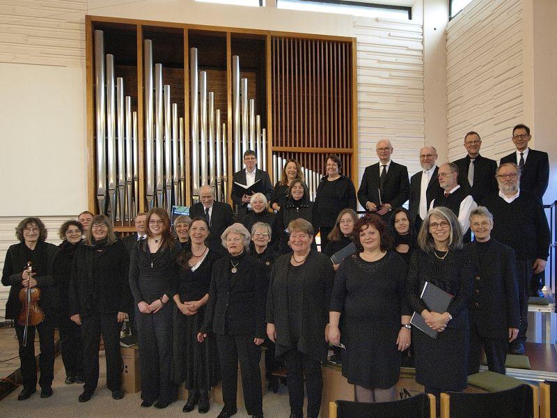 Passionskonzerte der Montabaurer Kantorei