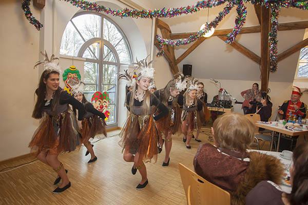 Dierdorf feiert Karneval in der Alten Schule