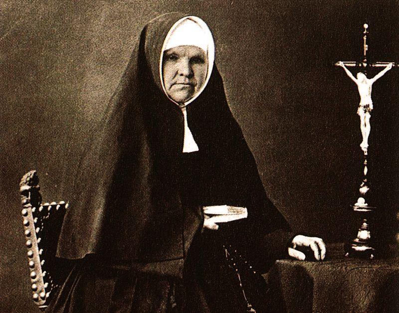Heiligsprechung der Ordensgründerin Katharina Kasper