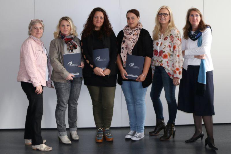 Weiterbildung an Katharina Kasper Akademie abgeschlossen