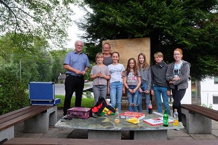 Dorfmoderation in Katzwinkel: Wiederbelebung des Jugendraums