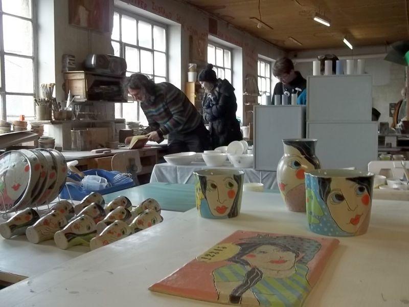 "Keramikfestival der besonderen Art - Sonderthema ""Tischkultur"""