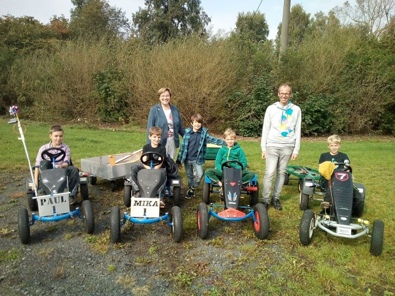 Kinderschutzbund würdigt Engagement der Kettcar-Gang