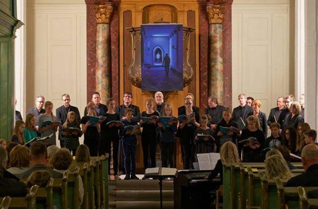Offenes Adventssingen in der Schlosskirche mit dem Schlosskirchenchor