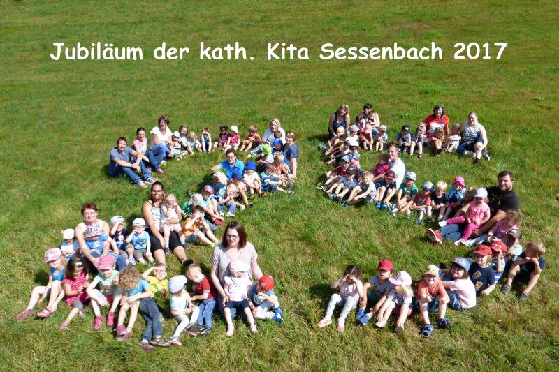 25 Jahre Katholische Kindertagesstätte Sessenbach