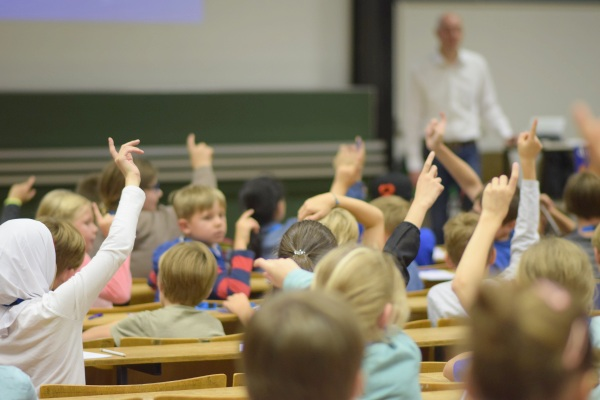 Neues Semester an der Kinderuni in Siegen startet