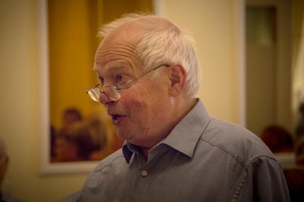 Es begann in Ägypten: Helmut Kipping seit 40 Jahren Chorleiter