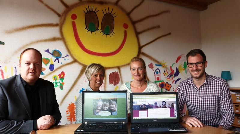 Kitas in Freusburg und Herkersdorf erhalten neuen Internetauftritt