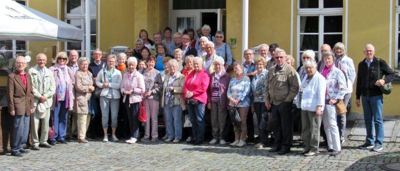 Kirchbauverein Niederbieber auf Raiffeisens Spuren
