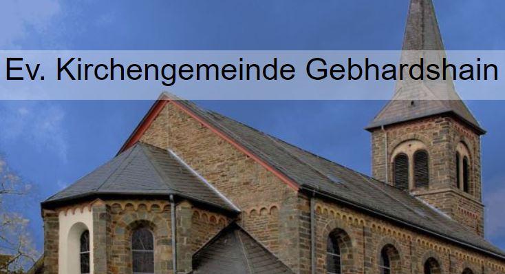 Ev. Kirchengemeinde Gebhardshain feiert Pfingstgottesdienst