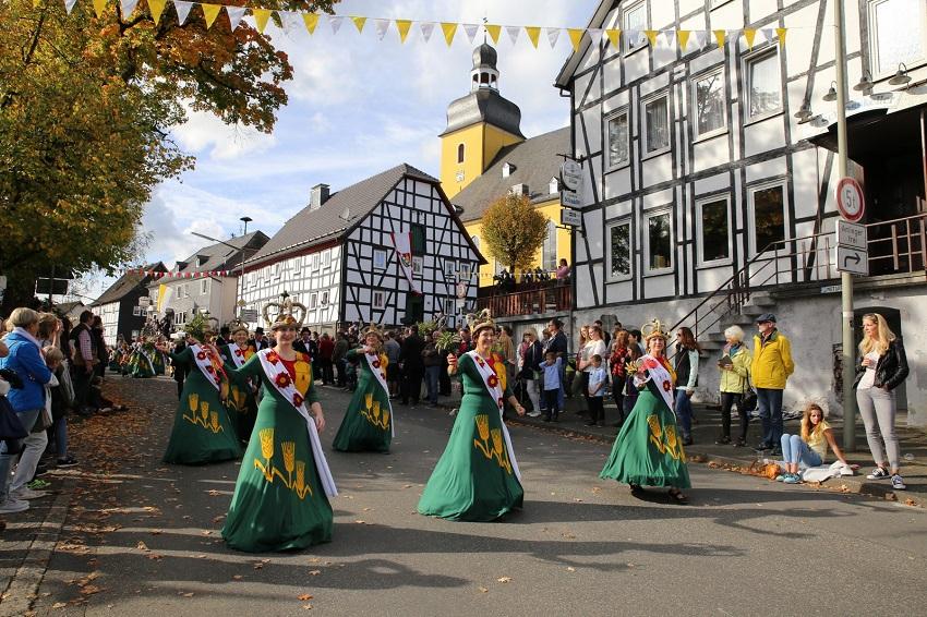 Veranstaltungshighlights: Kirchen wirbt f�r eine starke Region